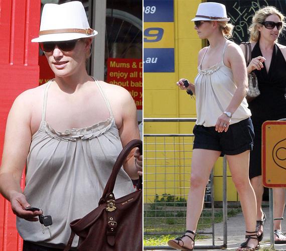 A királynő unokája igencsak lenge öltözetben jelent meg, bár ez egy ausztráliai nyaraláson bőven megengedhető.
